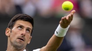 El serbio Djokovic inició sin problemas su camino en los Juegos de Tokio