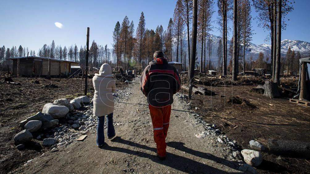Gracias a la solidaridad, los vecinos afectados pueden recuperar sus viviendas.