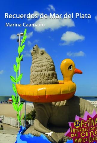 La tapa del libro con una emblemática foto de Marcos López.