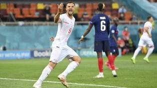 Sorpresa: Suiza eliminó en los penales a Francia y avanzó a cuartos
