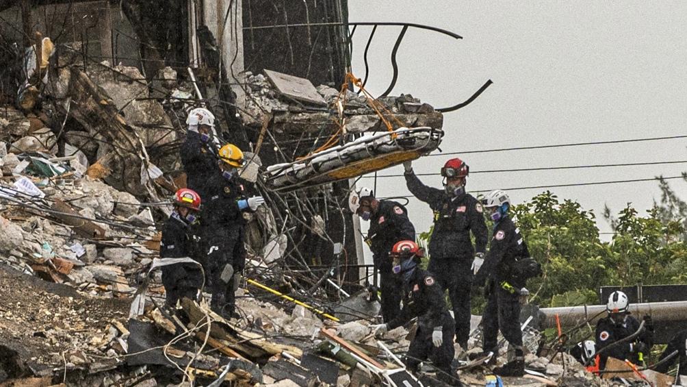 El número de desaparecidos está en 151 (AFP).