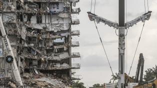 Identifican a otra víctima argentina y ya son 86 los muertos por el derrumbe