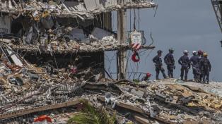 Se elevó a 90 el número de muertos por el derrumbe en Miami