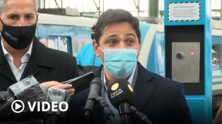 Instalaron sistemas de seguridad en las estaciones de la Línea Roca, ramal La Plata