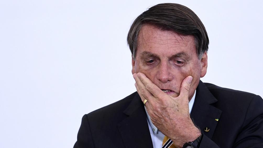 Bolsonaro fue intervenido cuatro veces en los últimos dos años, después del atentado que sufrió en 2018.