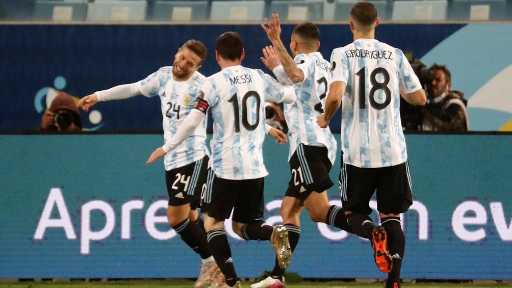 Los goles de la primer fase que ilusionan a la Argentina