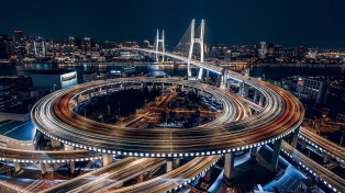 El crecimiento de la economía china se desaceleró durante el segundo trimestre