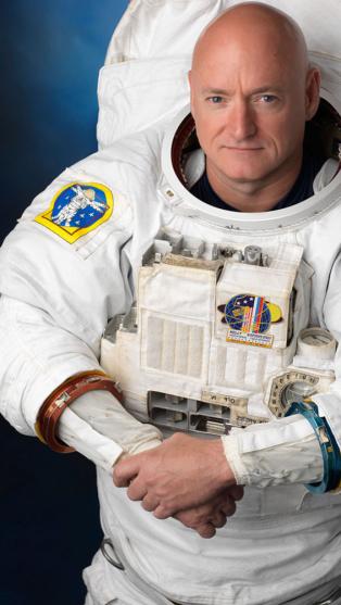 """Scott Kelly: """"Ya tenemos la mayor parte de la tecnología para ir a Marte"""""""