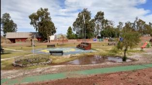Piden construir una nueva escuela tras la explosión que causó tres muertes