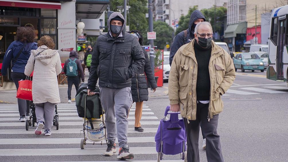 Durante la jornada se prevé una temperatura máxima de 17 grados