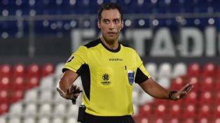 Rapallini será el cuarto árbitro en Bélgica-Italia en cuartos de final