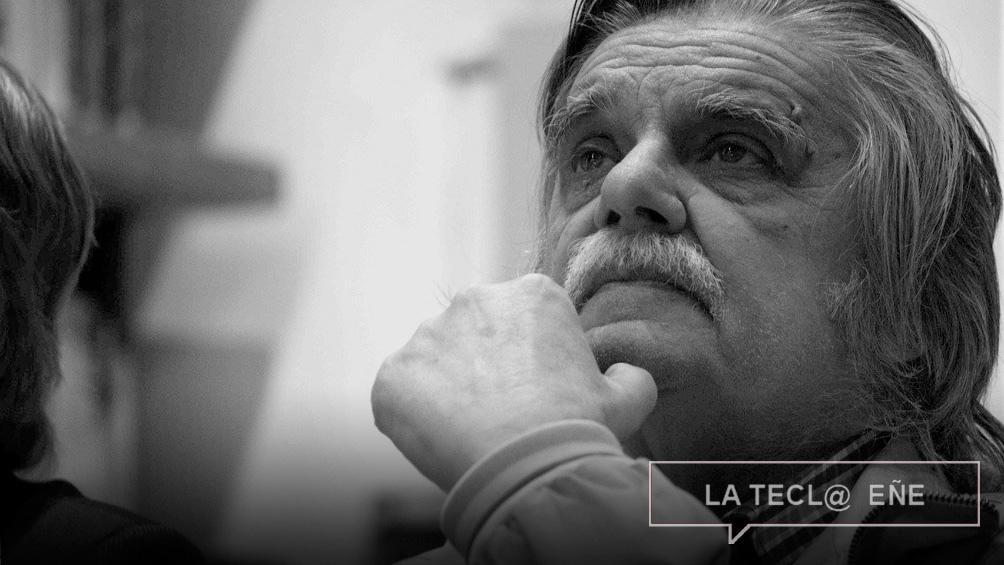 Horacio González (Foto gentileza de María José Minatel- La Tecl@ Eñe).