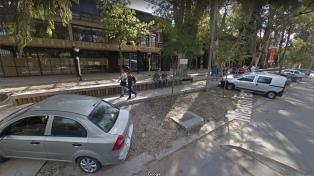 Delincuentes armados robaron medio millón de pesos de unas oficinas