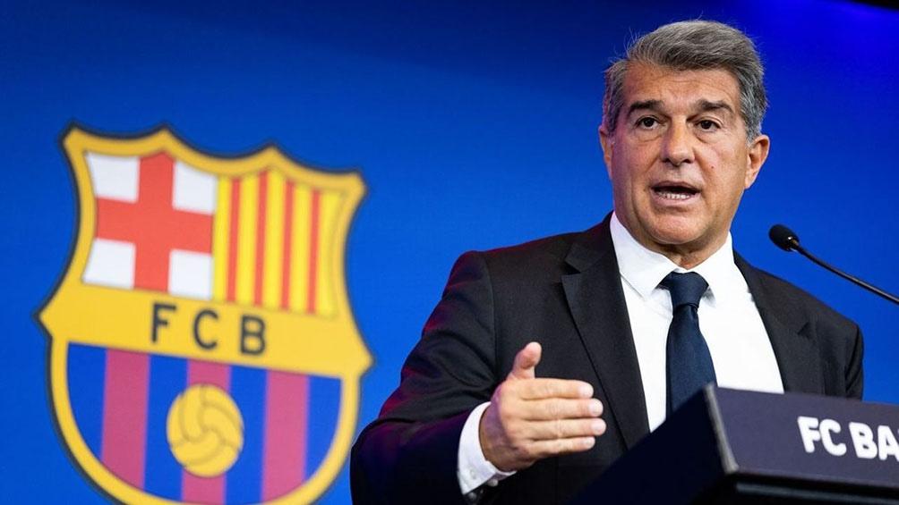 Laporta brindará este viernes una conferencia para explicar la partida de Messi