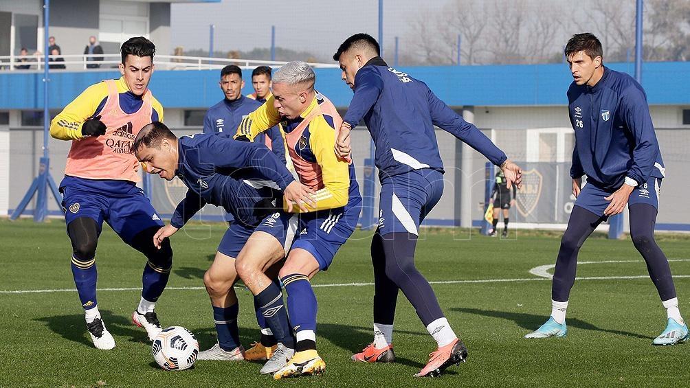 Boca ganó los dos amistosos con los tucumanos.