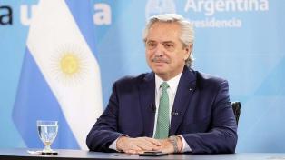 """Fernández: """"Hemos asumido compromisos para fortalecer la agenda de derechos sexuales y reproductivos"""""""