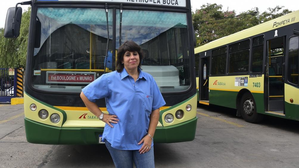 El programa habilitará un registro de conductoras de colectivos en todo el país.
