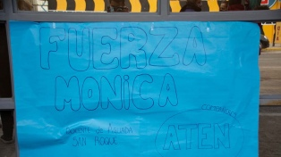 Trasladan en un avión sanitario a Mendoza a la docente herida por una explosión