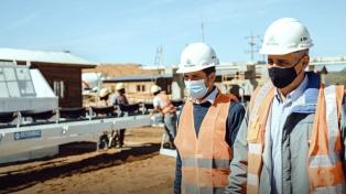 La obra de Añá Cuá en Corrientes cumple un año y destacan el aporte energético al país