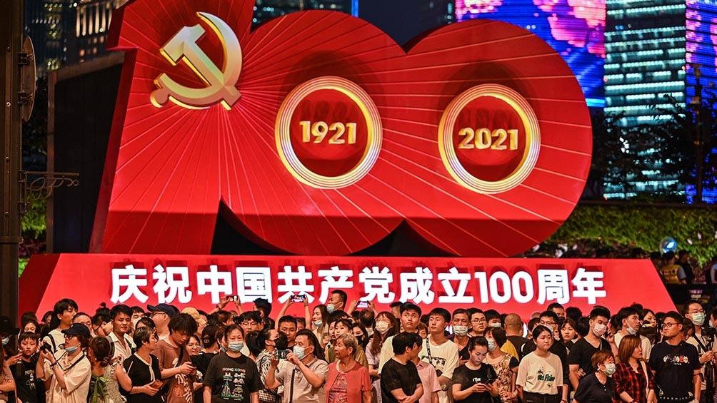 Fundado por un puñado de militantes en julio de 1921 en Shanghai, el PCC dirige la segunda potencia mundial.