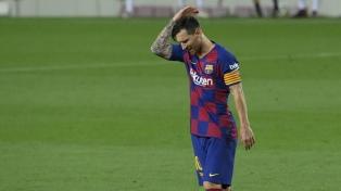 La Liga presiona a Barcelona para cumplir con los límites salariales por Messi