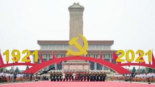 El Partido Comunista de China, un partido centenario