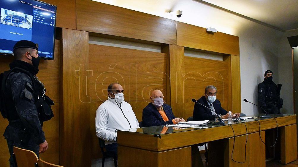 El juicio contra Cabrera comenzó el pasado jueves.