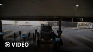 Luego de 9 meses de obras volvió a operar la Estación Terminal de Ómnibus de Retiro