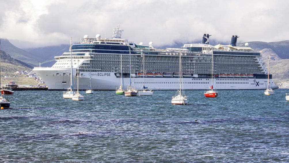 Para Tierra del Fuego la apertura de fronteras es fundamental para la llegada de los cruceros turísticos.