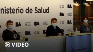 La Ciudad de Buenos Aires iniciará un estudio de combinación de vacunas