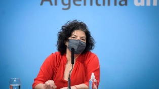 """Vizzotti: """"A diferencia de otros países, la Argentina confía mucho en las vacunas"""""""