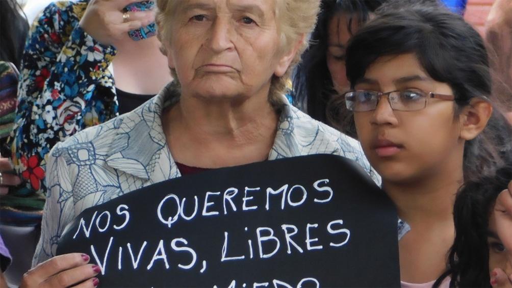 """""""El deseo de la familia es que el femicida pague por lo que hizo"""", dijo a Télam la hermana de Yanina Miranda."""