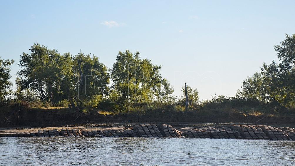 El Ministerio de Obras Públicas destinará los recursos del Fondo de Emergencia Hídrica por $ 1.000 millones para trabajos en las tomas de agua sobre el río Paraná y arroyos interiores.