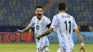 Messi, dueño absoluto de los récords en la Copa América