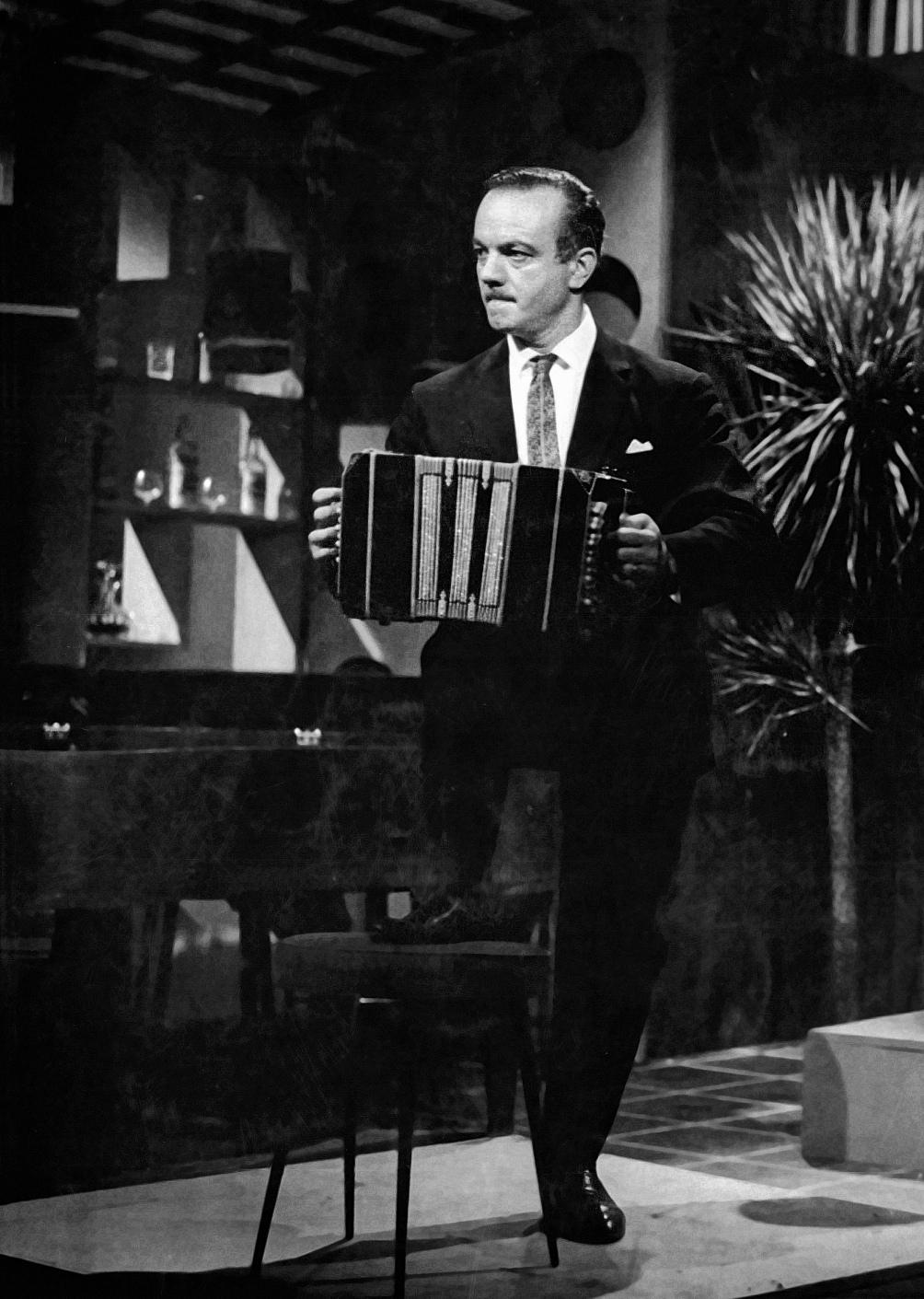El 4 de julio de 1992 falleció Astor Piazzolla, pero su obra siempre estará presente.