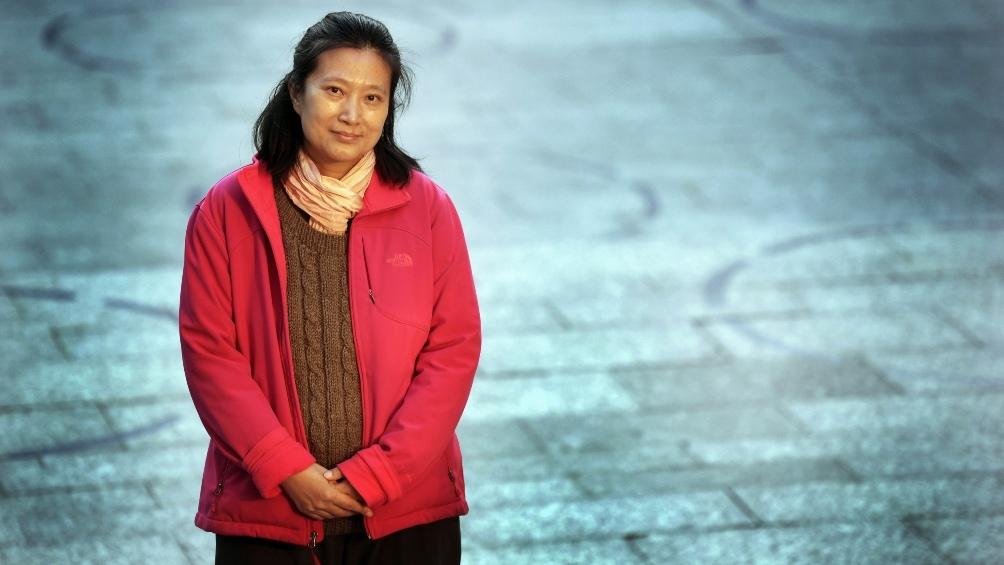 El padre de Qian tuvo restaurantes en el microcentro porteño. Ella se dedicó a la medicina. (Foto Julián Álvarez).