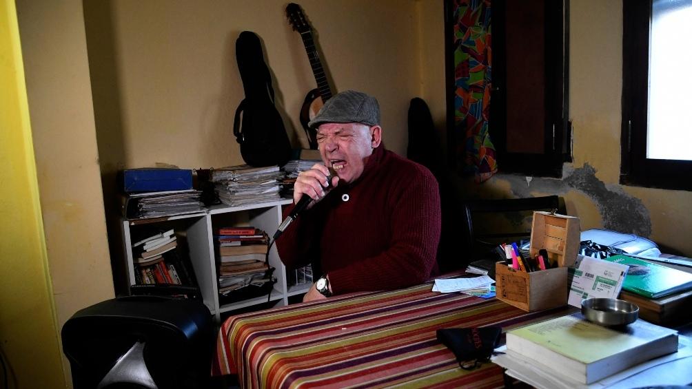 Canta desde las 16, y décadas después es redescubierto (Foto: Raúl Ferrari)