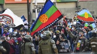 La Constituyente pidió indulto a presos por el estallido y los mapuches condenados