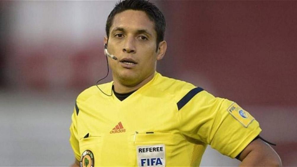 Valenzuela será el juezo del duelo entre Brasil y la Argentina, a jugarse en San Pablo por Eliminatorias (foto archivo)