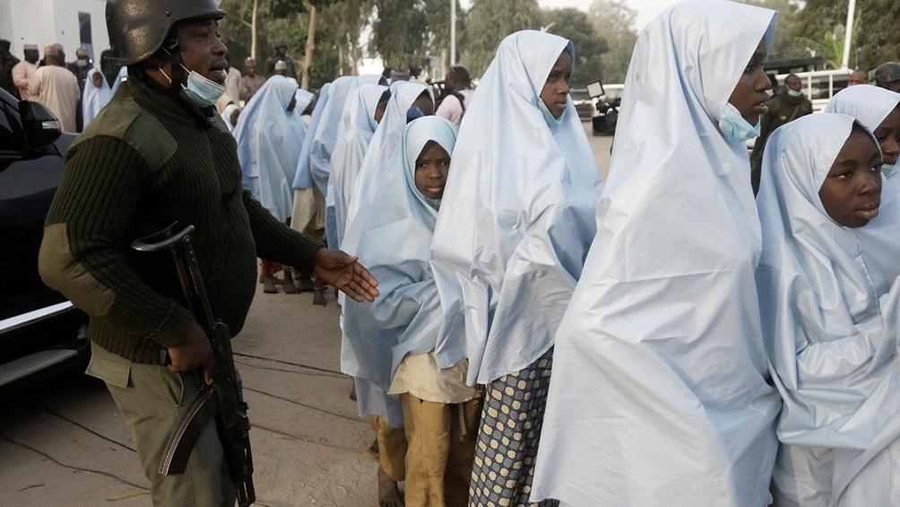 Los secuestros se produjeron en la Bethel Secondary School, en la ciudad de Zaria, estado Kaduna, al noroeste del país.