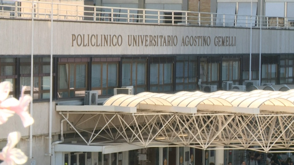 El lugar donde permanecerá internado el Papa.
