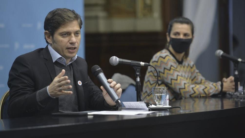 """Kicillof destacó los avances para que la provincia de Buenos Aires sea """"libre de manicomios"""""""