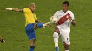 El minuto a minuto del ajustado triunfo de Brasil ante Perú