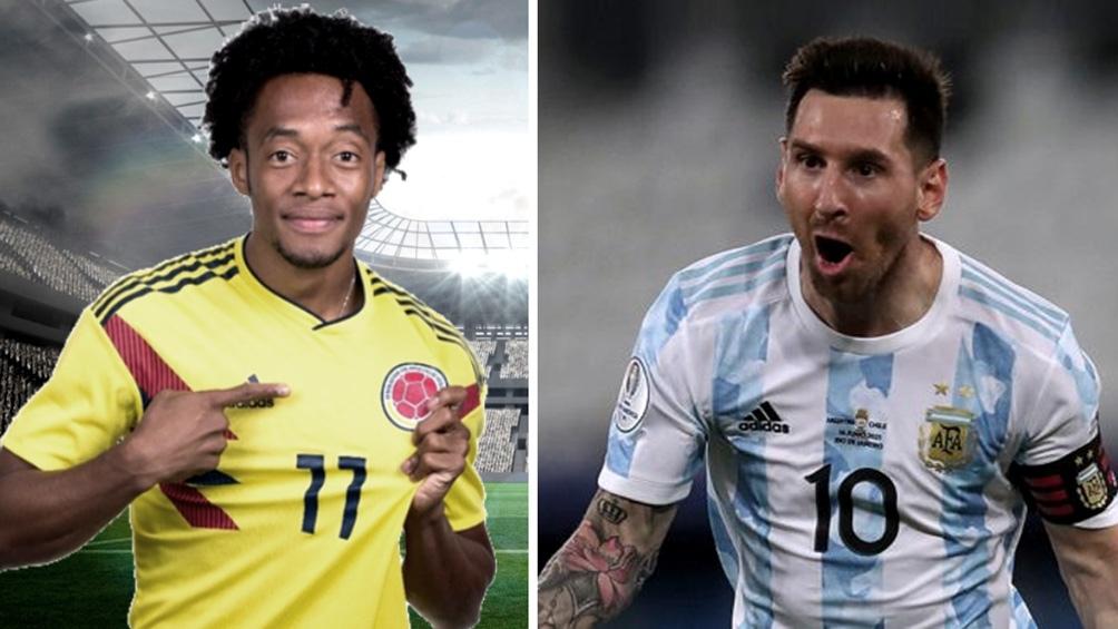 El encuentro se jugará a partir de las 22 en el estadio Mané Garrincha, en Brasilia, será arbitrado por el venezolano Jesús Valenzuela.