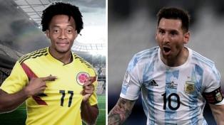 Argentina va por la final ante Colombia: todos los números y estadísticas