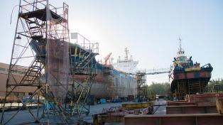 La Armada recupera el primer buque reparado a través del Fondef