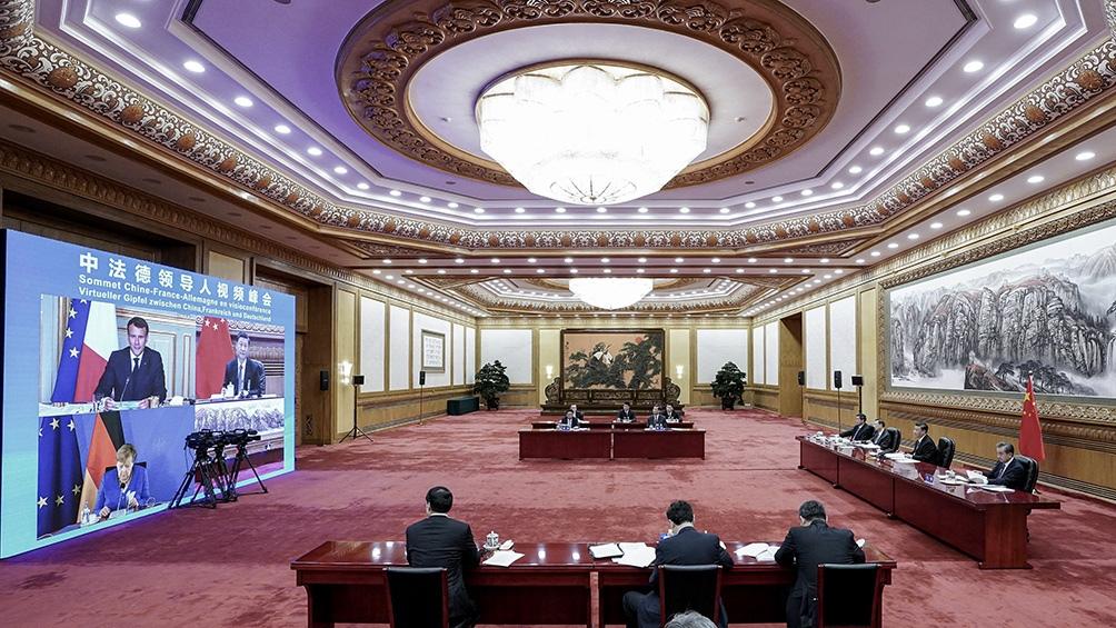 Centenario del Partido Comunista Chino