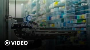 Ya son 50 las farmacias en el país que robotizaron la administración y expendio de medicamentos
