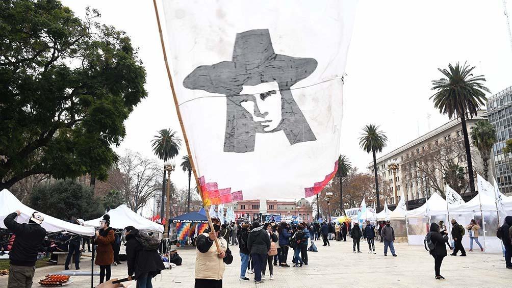 El 8 de julio se cumplen los 2.000 días de detención de Milagro Sala.
