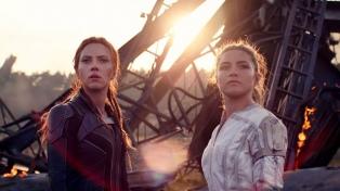 """""""Black Widow"""" triunfa en taquilla y en Disney+ y supera los 215 millones de dólares"""